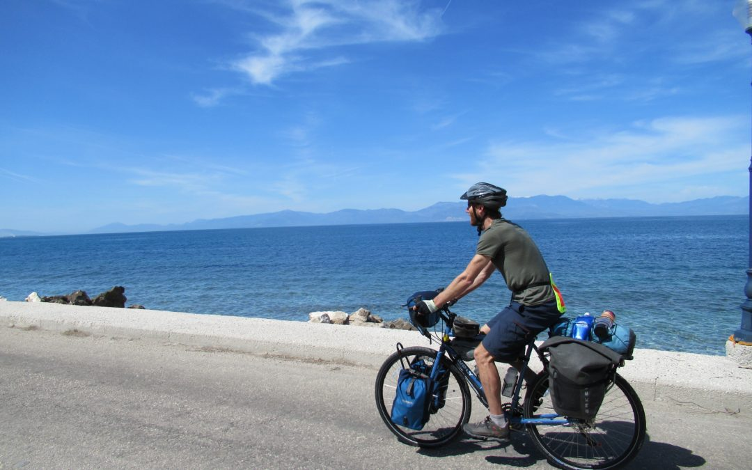 Athens to Albania by Bicycle