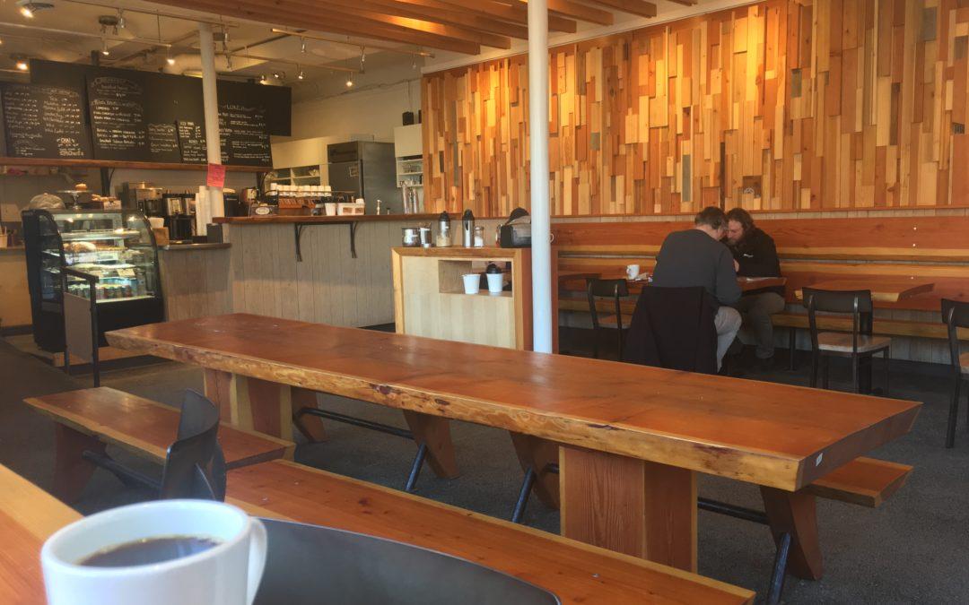 Sidewinders Coffee Company Nelson BC